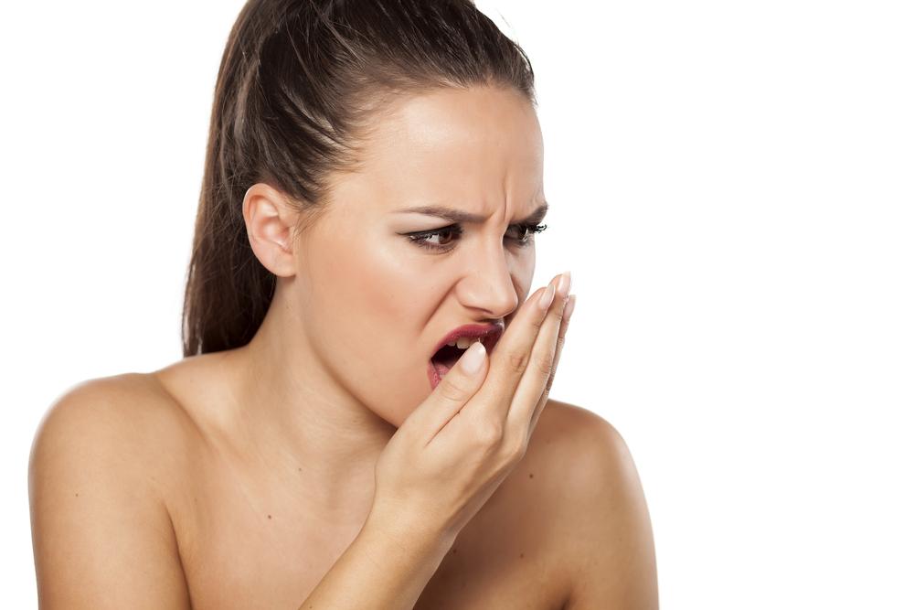 ריח רע מהפה