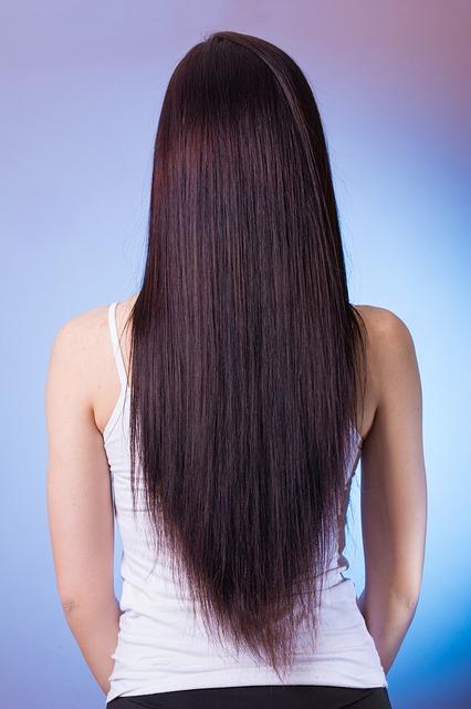 החלקת שיער יפנית