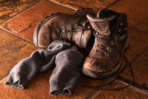 גרביים למניעת ריח רע מהרגליים