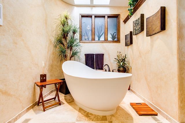 עיצוב האמבטיה