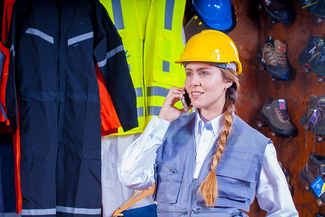 בגדי עבודה לבטיחות