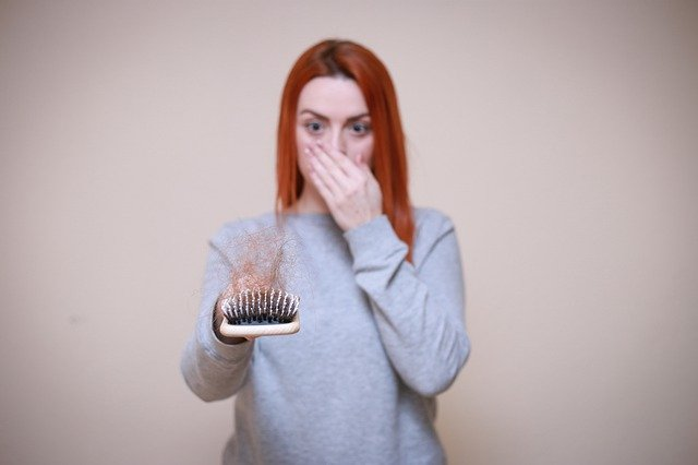 סיבות לנשירת שיער