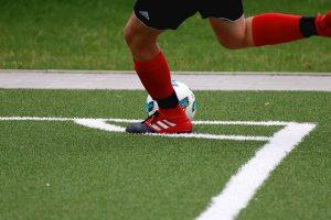להיות שחקן כדורגל מצליח